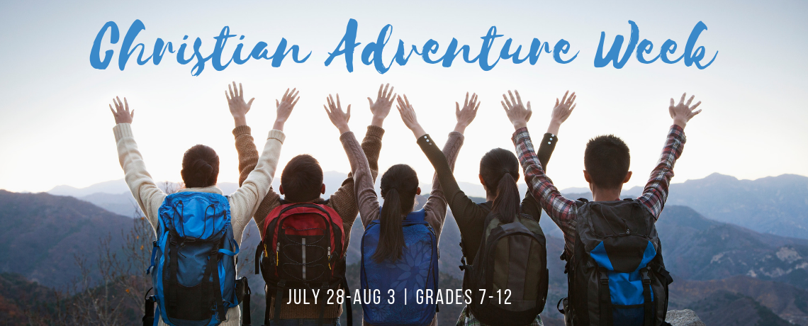 Youth Christian Adventure Week