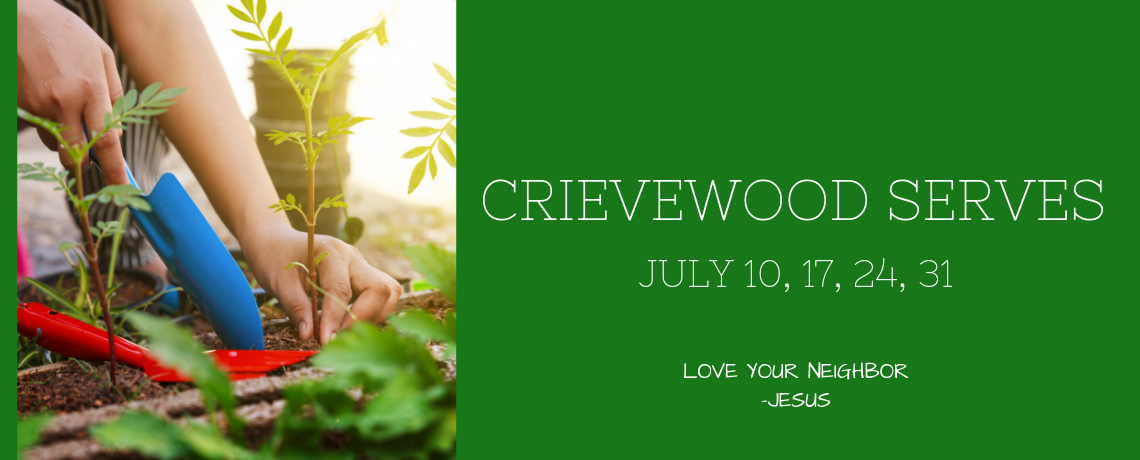 Crievewood Serves